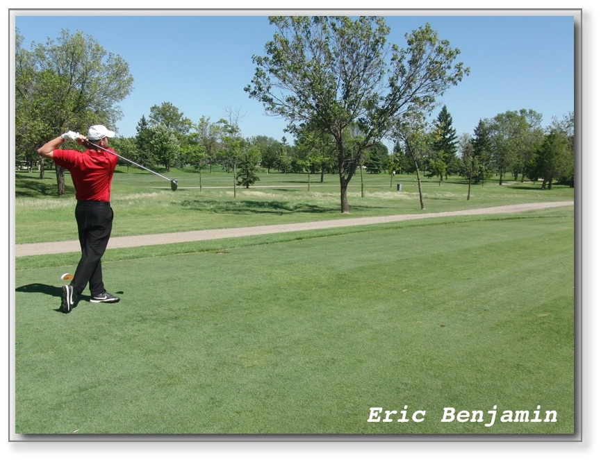 Eric Benjamin