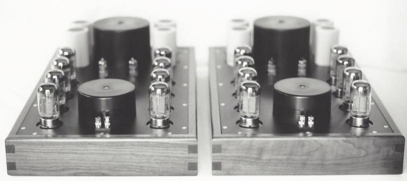 Graham's Amp